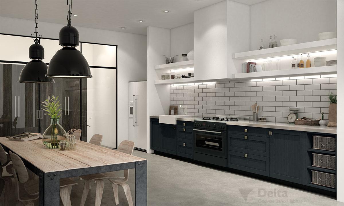 Cocinas Y Ba Os Muebles Font N Armaf N # Muebles Fontan Esplus