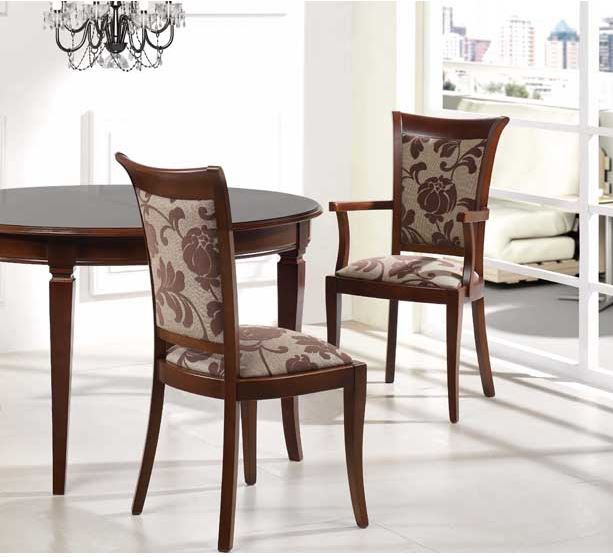 Mesas y sillas muebles font n armaf n for Sillas clasicas modernas